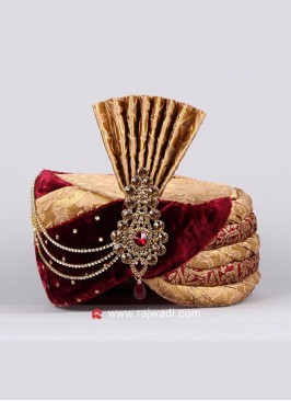 Royal Wedding Turban