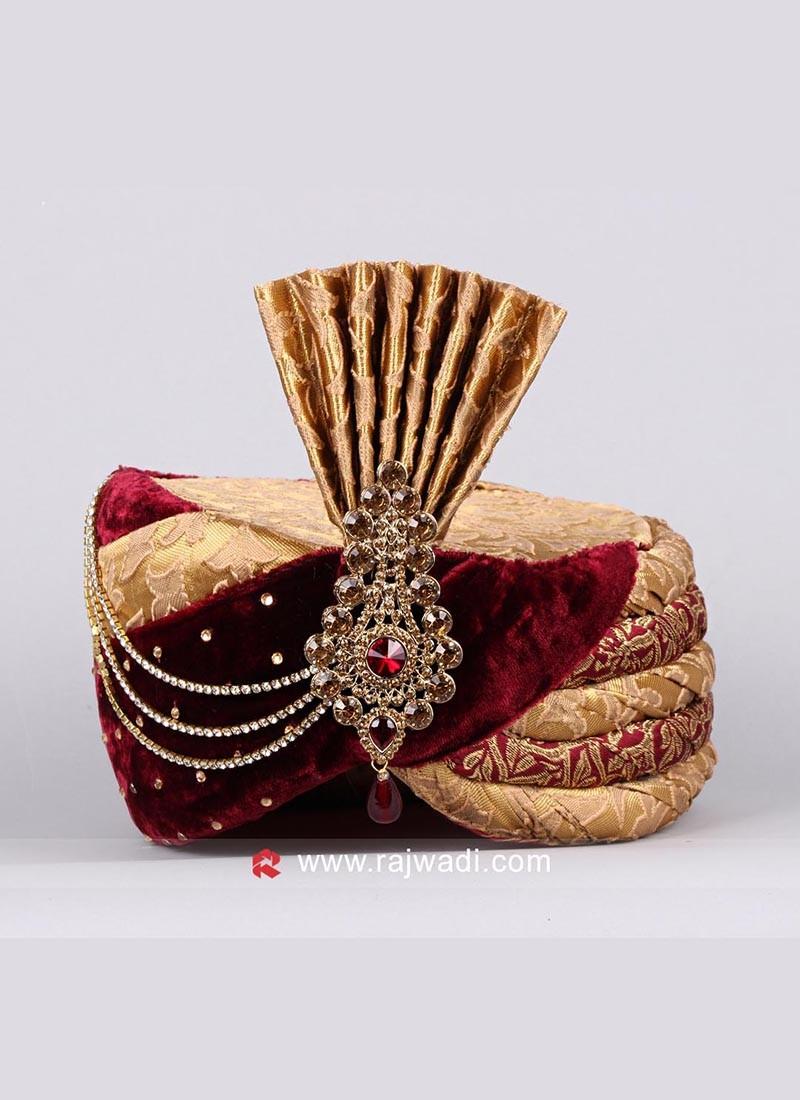 Royal Wedding Turban