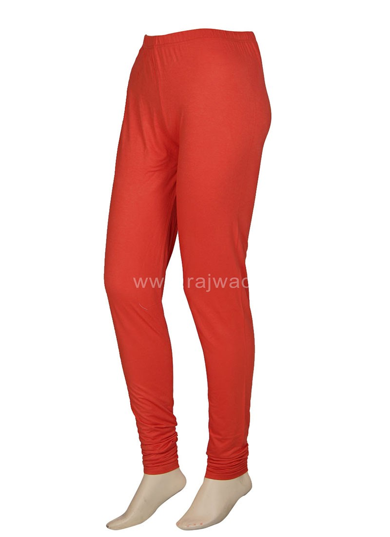 Rust Coloured Leggings For Women
