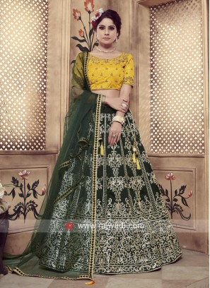 Sangeet Wear Lehenga Choli for Women