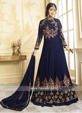 Semi Stitched Ayesha Takia Salwar Kameez