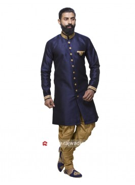 Sequins and Zari Work Patiala Suit