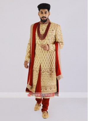 Sherwani For Groom