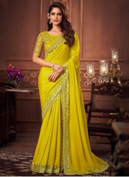 Sightly Silk Designer Saree