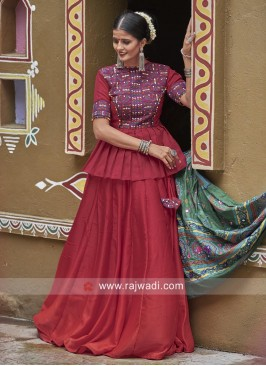 Silk Designer Chaniya Choli