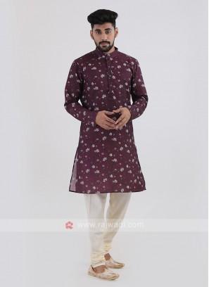 Silk Kurta Pajama