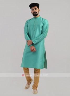 Silk Kurta Pajama For Wedding
