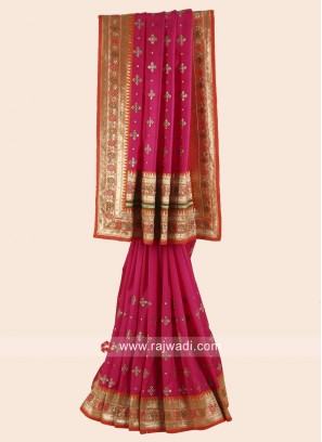 Silk Wedding Saree