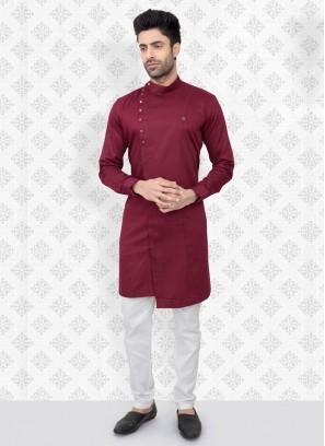 Simple And Sober Kurta Pajama Set
