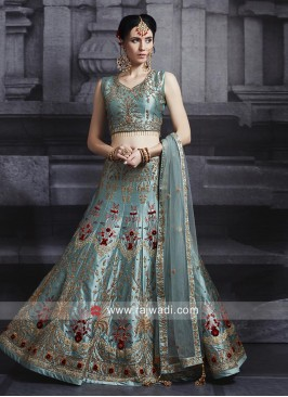 Soft Silk Heavy Lehenga Choli