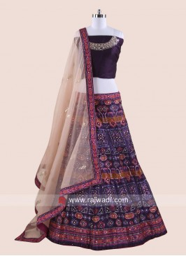 Soft Silk Traditional Lehenga Choli
