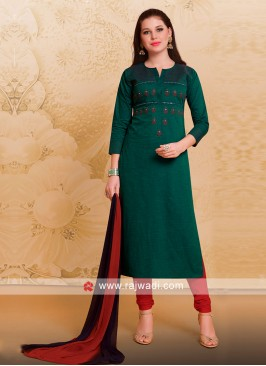 South Cotton Fabric Salwar Suit