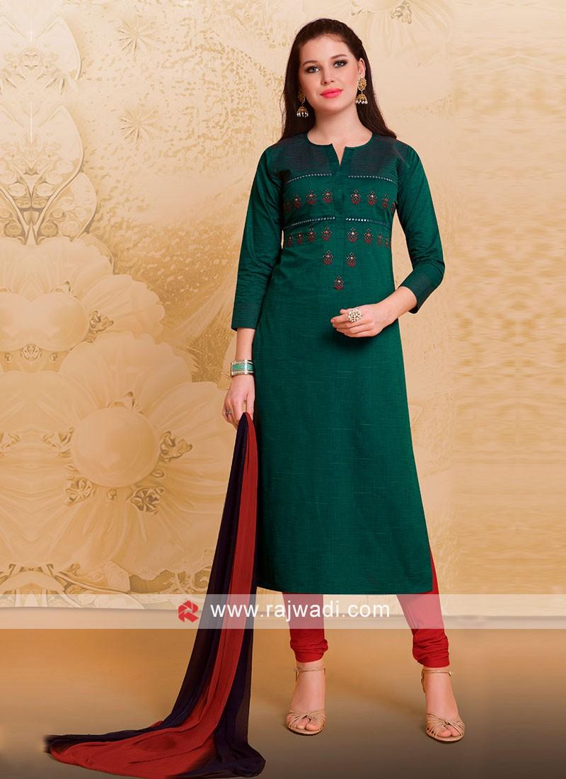 South Cotton Fabric Salwar Suit