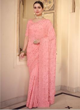 Spellbinding Resham Classic Saree