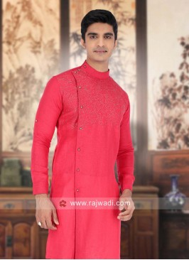 Beautiful Rust Color Kurta