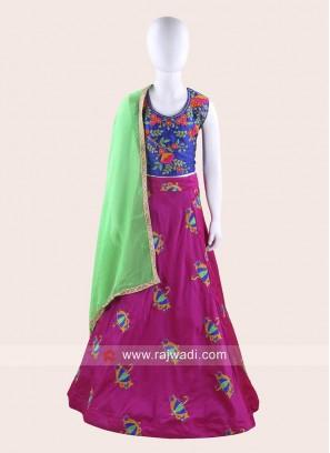 Stitched Traditional Chaniya Choli