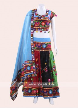 Traditional Cotton Chaniya Choli