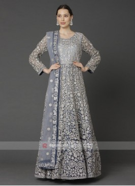 Stylish Anarkali Suit With Dupatta