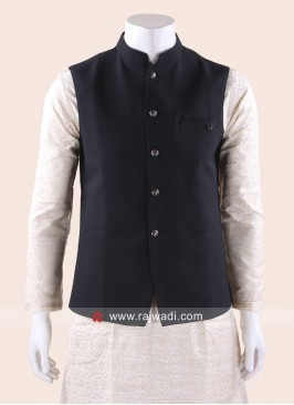 Stylish Black Color Koti