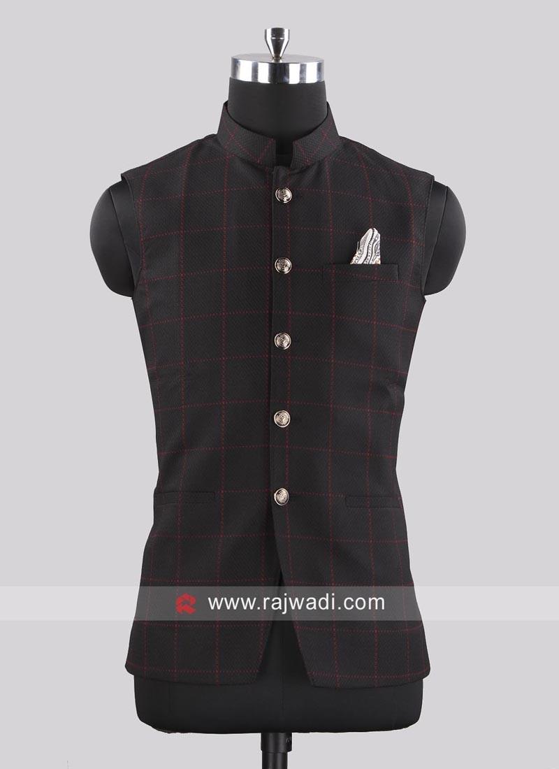 Stylish Black Color Modi koti