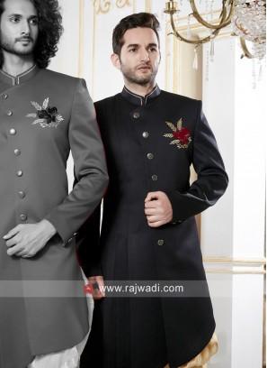 Stylish Imported Fabric Indo Western