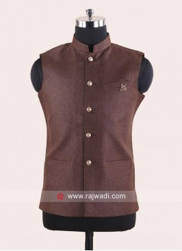 Stylish Brown Color Koti