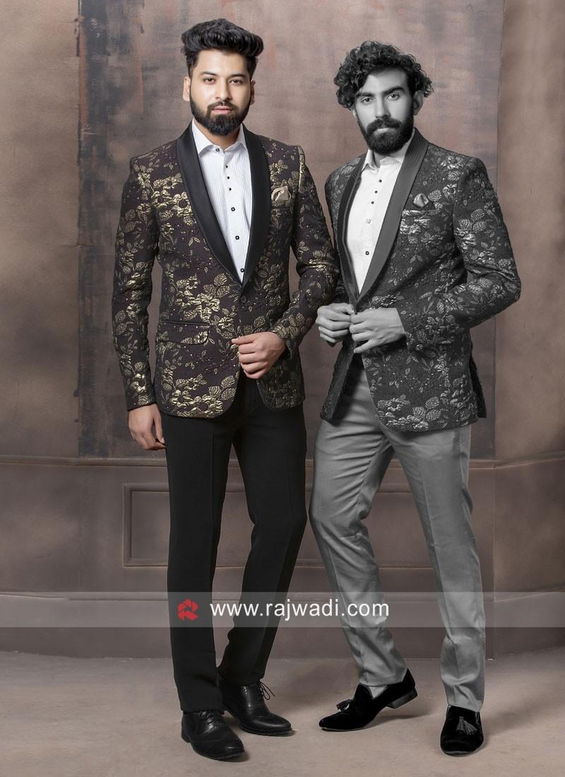Stylish Brown Color Suit