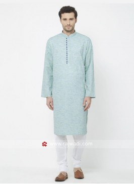 Stylish Cotton Kurta Set
