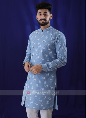 Stylish Cotton Silk Kurta