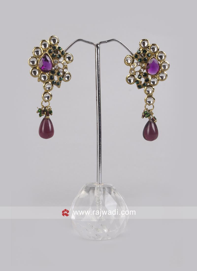 Stylish Drop Earrings for Party