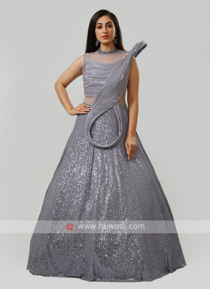 Stylish Gown For Party