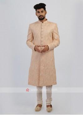 Stylish Grooms Sherwani