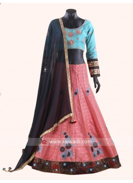 Stylish Gujarati Chaniya Choli for Garba