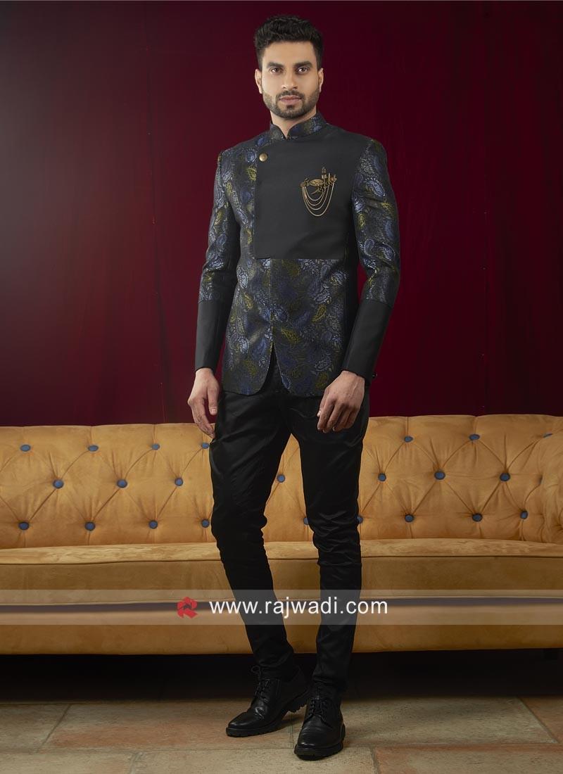 Stylish Imported Fabric Jodhpuri