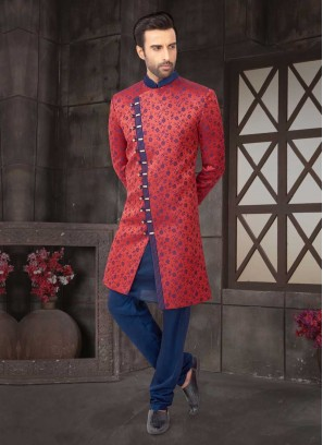 Stylish Indo-Western For Groom