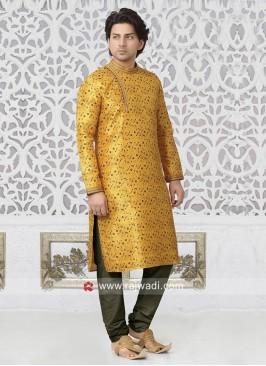 Stylish Kurta Set For Wedding