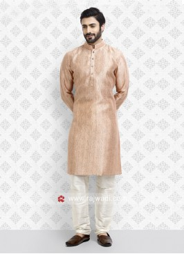 Stylish Kurta Pajama in Pink