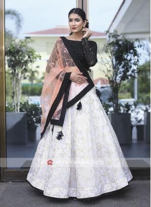 Stylish Lehenga Choli For Women