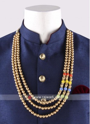 Stylish Mens Mala For Wedding