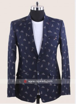 Stylish Navy Color Blazer