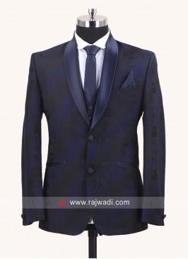 Stylish Navy Color Suit