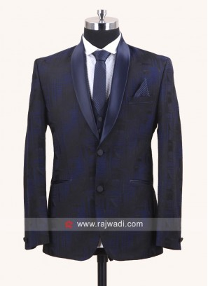 Stylish Navy Color Suit