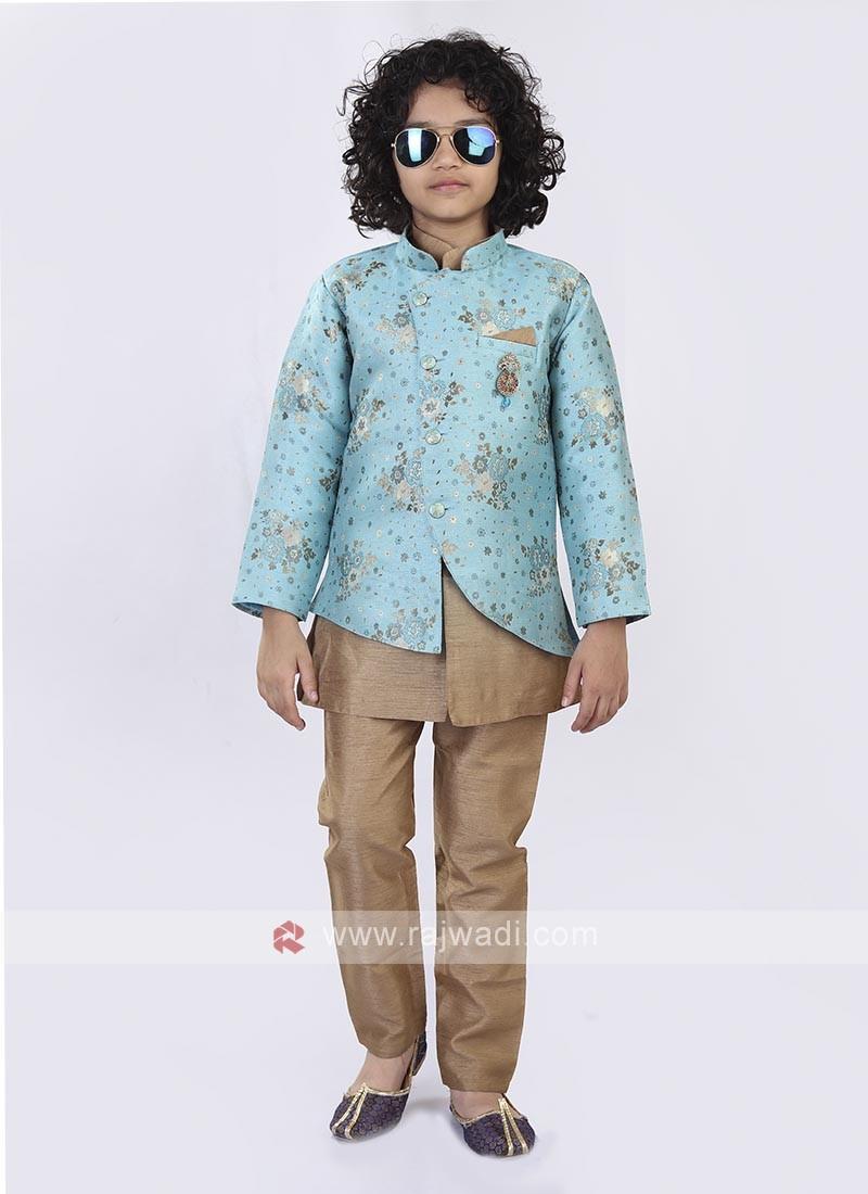 Stylish Nehru Jacket For Boy's