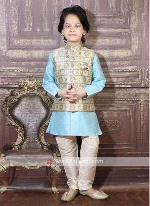 Stylish Nehru Jacket For Boys