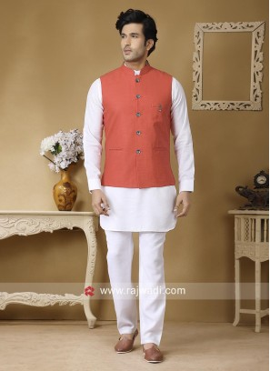 Stylish Nehru Jacket For Wedding