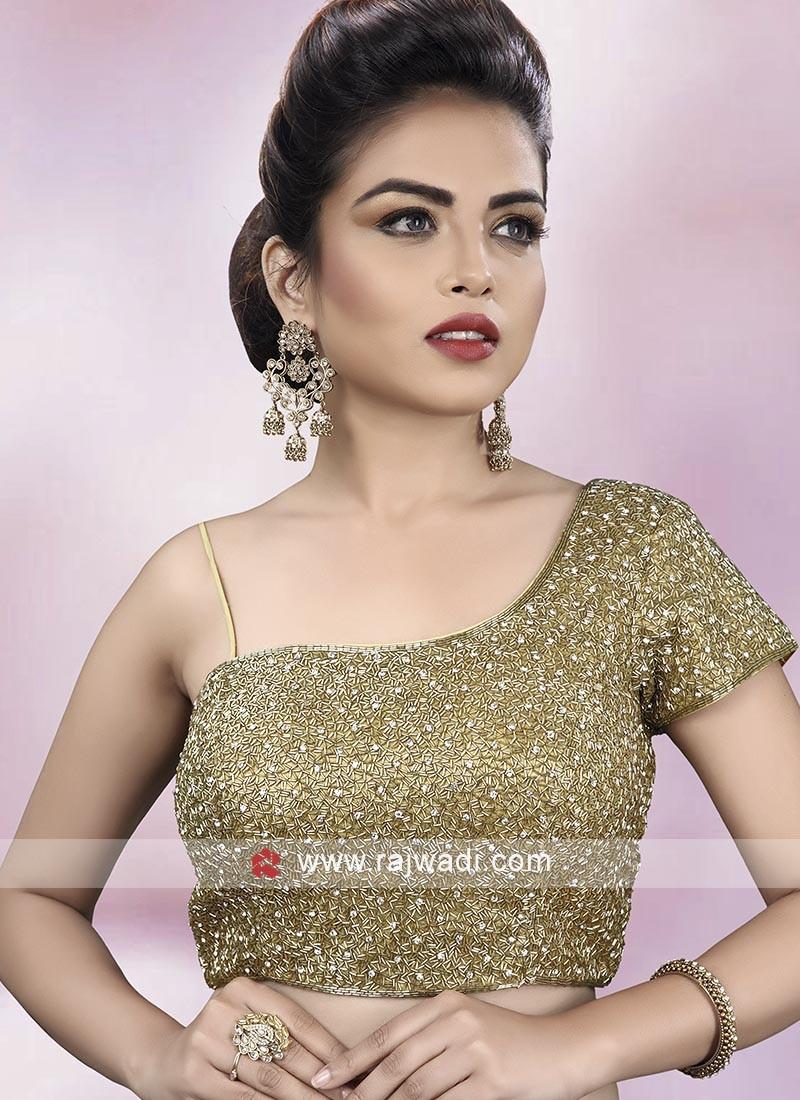 Stylish Net Ready Choli
