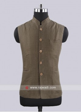 Stylish Olive Color Koti