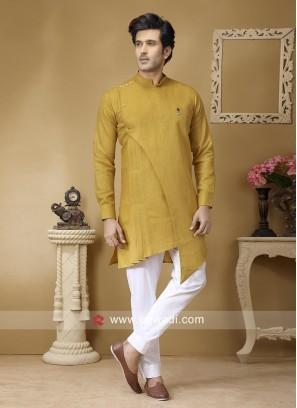 Stylish Party Wear Pathani Set