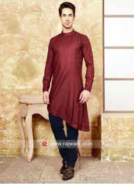 Stylish Party Wear Pathani Set