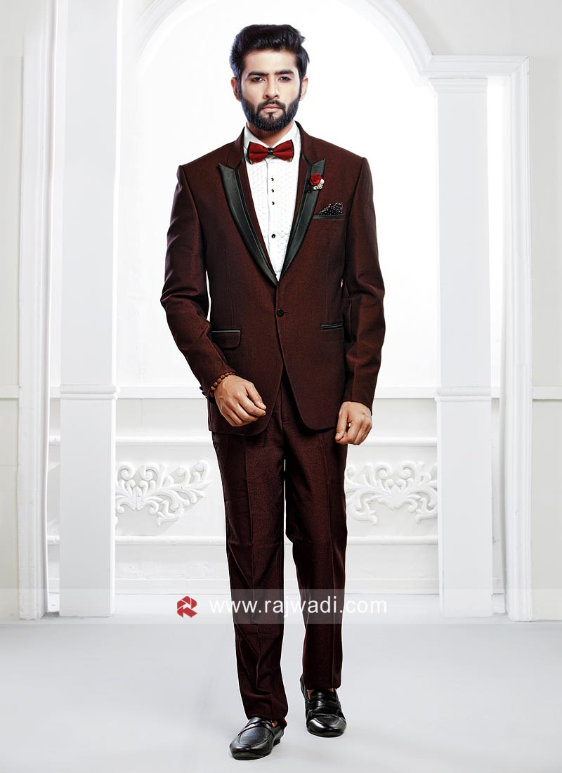 Stylish Suit For Wedding